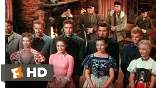 Seven Brides for Seven Brothers (10/10) Movie CLIP - Shotgun Wedding (1954) HD