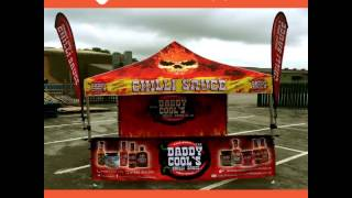 Branded Gazebo Instant Shelter Folding Tent for Marketing and Promotions
