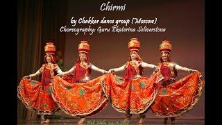 Chirmi, indian folk dance by Chakkar dance group (Moscow)
