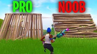 Top 5 Fortnite BUILDING SECRETS YOU DIDN'T KNOW! (Fortnite Funny Troll Tips to Win)