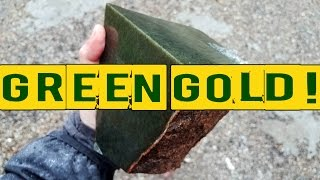 Jade Mining: The Next Gold Rush? Contest Winner
