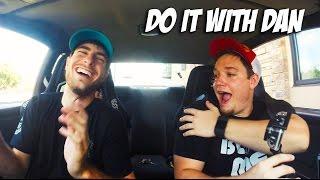 Nissan Skyline R33 Drive Thru+Do It With Dan!