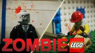 LEGO Zombie(1979) Episode 3 Stop Motion