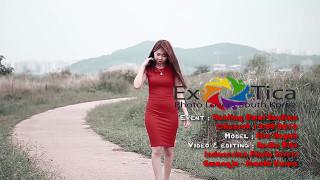 Clip Model vietnamese girl with  Exotica