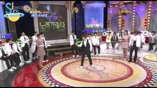 090402 Song Battle - Super Junior (Sungmin Hat Dance Cut)