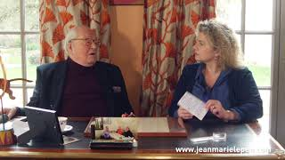 Journal de bord de Jean-Marie Le Pen n°504