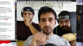 DESDE USA CON AMOR EN VIVO en Español - GOTH  #JaidefinichonUSA
