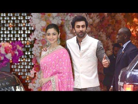 Xxx Mp4 LIVE Ranbir Kapoor Gf Alia Bhatt S GRAND ENTRY At Mukesh Ambani S Son Akash Ambani S WEDDING 3gp Sex