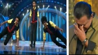Dance India Dance Season 4 January 11, 2014 - Sumedh, Manan & Rohan