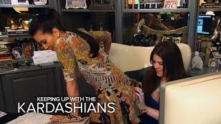KUWTK   Kardashian-Jenner's Booty Smacking Shenanigans   E!