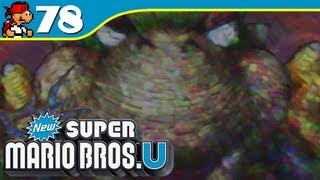 New Super Mario Bros. U | Spinning Platforms of Doom - Superstar Road-5 - 78 (Wii U Walkthrough)