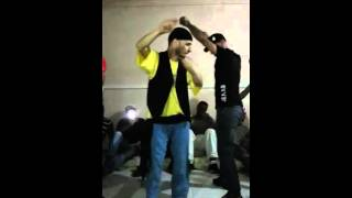 رقص الرجال في الجزائر  Hommes dansent en Algérie 2016_2016