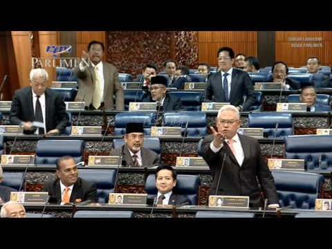 Xxx Mp4 PAS MP Plays Peacemaker As BN And Pakatan Clash In Parliament 3gp Sex