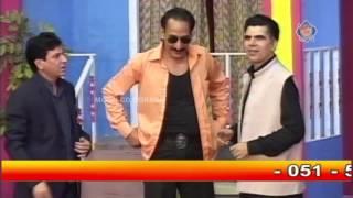 Best Of Tariq Teddy and Iftkhar Thakur Stage Drama Jane Bhi Do Yaar 2015