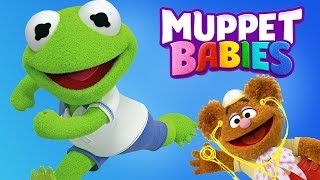 Muppet Babies | Time To Play  | Puzzles Toddler Games  |  Disney Junior App For Kids