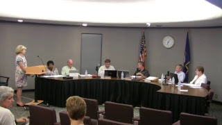 May 23 2017 Board of Education Special Meeting