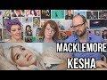 Macklemore Ft Kesha Good Old Days REACTION mp3