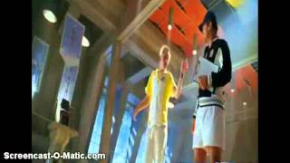 Sky High (2005) Scene - The Power Placement