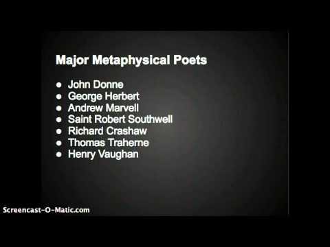 john donne metaphysical poet essays