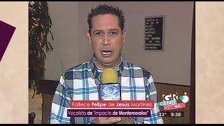 Gente Regia - Fallece Felipe de Jesús Martínez Cerda