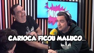 Danny Crazy, Imitação do Carioca E+ | Pânico 2018 - MM #46