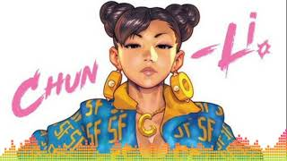 Chun Li (Nicki Minaj parody)