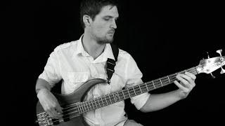 Polyrhythm Bass Groove #1 - 4:3 Polyrhythm