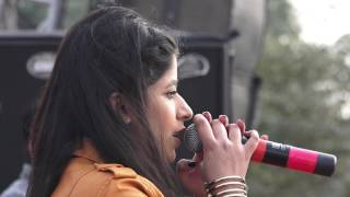 Ishq Sufiyana by Damia Farooq live in Concert