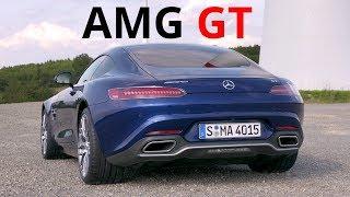 2017 Mercedes AMG GT - 0 to 100 km/h in 4.0 sec. (476 hp)