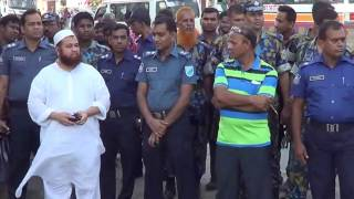 Gazipur 09 05 14  Allama Shafi Coming