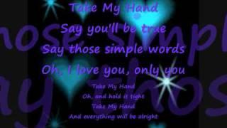 take my hand lyrics