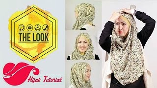 The Look: Hijab Tutorial - Decent Twisted Hijab