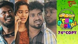 Fun Bucket | 74th Copy | Funny Videos | by Harsha Annavarapu | #TeluguComedyWebSeries