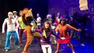 Mannequin Challenge de Scooby-Doo! en Vivo