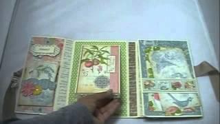 Botanical Tea Flipbook Kits