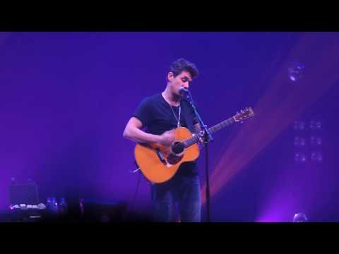 Slow Dancing in a Burning Room: John Mayer 10718 Modell Lyric Baltimore, MD