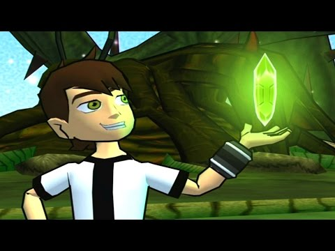 Ben 10 Full Video Game Walkthrough Protector of Earth All English 2015 HD