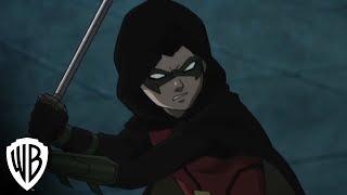 "Teen Titans: The Judas Contract - ""Robin vs. Deathstroke"""