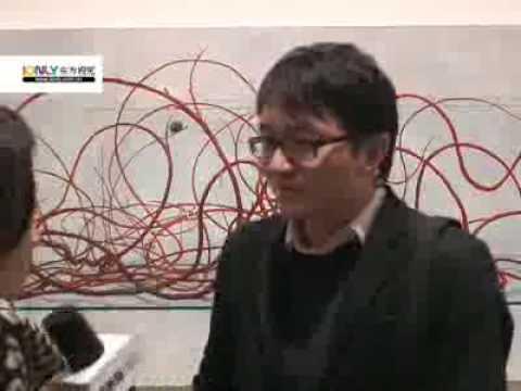 袁欣:我在探讨绘画和装置之间的可能性