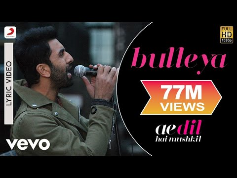 Xxx Mp4 Bulleya Lyric Video Ae Dil Hai Mushkil Ranbir Aishwarya 3gp Sex
