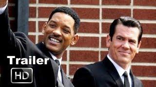 TRAILER: Men In Black 3 Trailer 2, 1960s Will Smith and Josh Brolin: ENTV