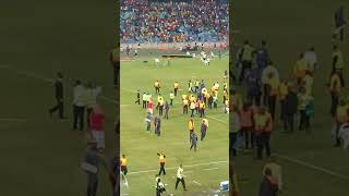 Kazier Chiefs fans causing havoc at Moses Mabhida