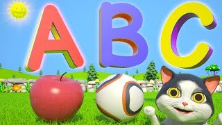 Phonics Song for Children | Learning Videos for Babies | Nursery Rhymes for kids by Little Treehouse