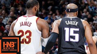 Cleveland Cavaliers vs Sacramento Kings Full Game Highlights / Week 11 / Dec 27