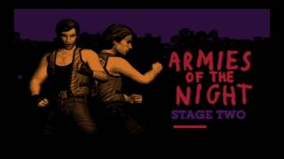The Warriors PS4 - Full Armies Of The Night Arcade Mini Game  (no commentary)