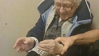 Cops Arrest 99-Year-Old Woman To Cross It Off Her Bucket List