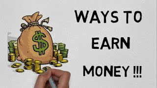 3 BEST WAYS TO EARN MONEY (HINDI) - THE 4 HOUR WORK WEEK BOOK SUMMARY