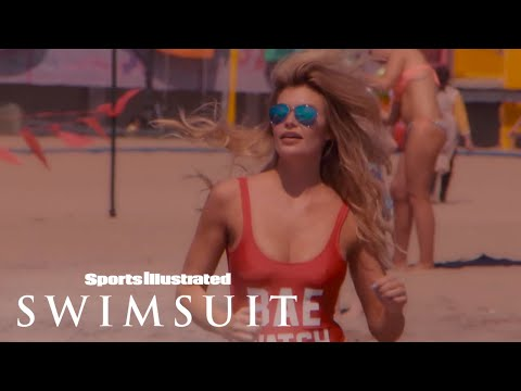 Samantha Hoopes Shows-off Her Perfect Swimsuit Body | Sports Illustrated Swimsuit