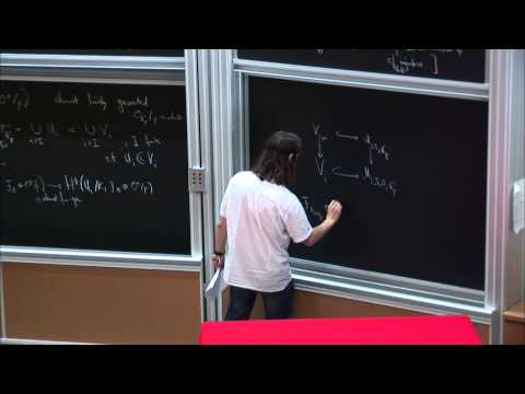 Peter Scholze: p-adic cohomology of the Lubin-Tate tower