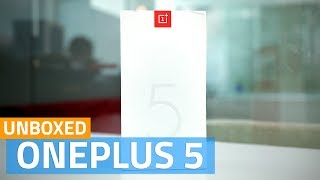 OnePlus 5 Unboxing | Here's What You Get When You Buy a OnePlus 5